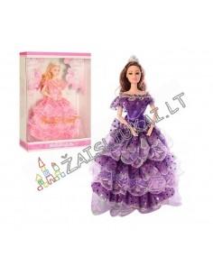 Lėlė su progine suknele