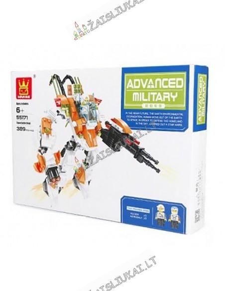 LEGO Konstruktorius Robotas-kosmoso sargyba