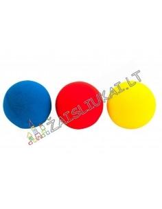 Minkšti ir labai lengvi kamuoliukai iš kempinės (3 vnt.)