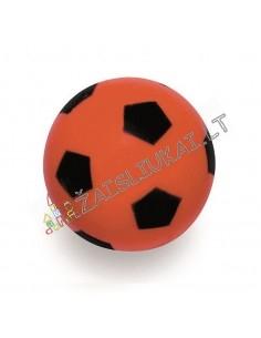 Minkštas poroloninis futbolo kamuolys 12 cm
