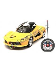Šaunus sportinio automobilio valdomas modelis Ferrari La Ferrari
