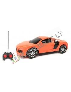 Radio bangom valdomas miesto automobilis Audi R8 1:22