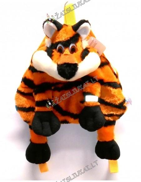 Vaikiška kuprinė Tigras