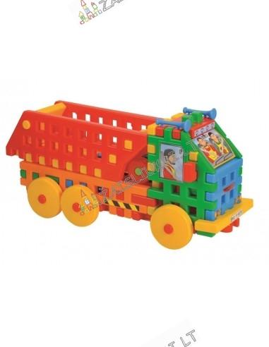 Vaflinės kaladėlės - Sunkvežimis