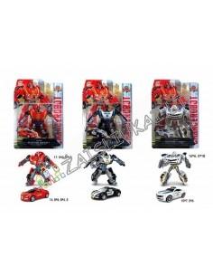 Robotas - Transformers 3 rūšių