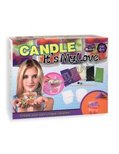 Kūrybinis rinkinys - Žvakių gamyba