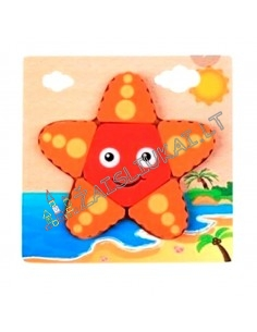 Medine delione - Jūrų žvaigždės