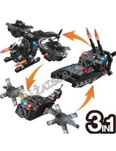 LEGO Konstruktorius 3 In 1 SWAT Police 271 dalių