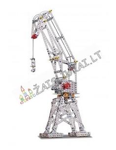Metalinis konstruktorius - Statybinis kranas