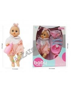 Miela lėlė kūdikis - baby Babu