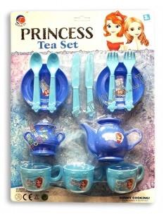 """Žaislinis indų rinkinys - Arbatos servisas """"Princess Tea Set"""""""
