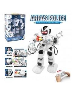 Valdomas robotas policininkas