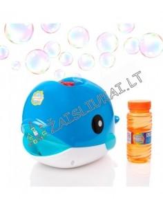 """Muilo burbulų paleistuvas """"Banginis"""""""