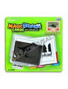 """Naujoviškos kortelės """"Magic Dynamic Cards"""""""