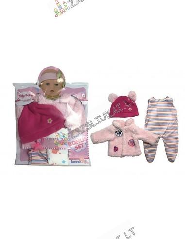 Drabužėliai lėlėms - Pavasariniai - Baby Born dydžio
