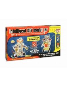 """Metalinis konstruktorius """"2 in 1"""" - Robotai"""