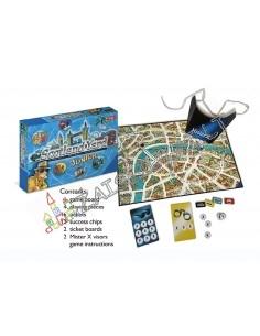Stalo žaidimas - Scotland Yard Junior