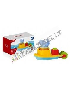 Žaislas į vonia - laivelis
