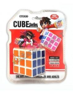 2 viename - didelis Rubiko kubas 3x3x3 ir mini kubas