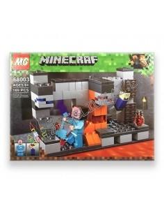 Analogas LEGO Konstruktorius MINECRAFT 180 dalių