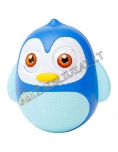 Linguoliukas barškutis - Linksmas Pingvinas