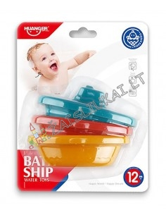 Mažylių žaislas į vonia - laivelis