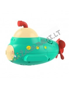 Vonios žaislas - povandeninis laivas