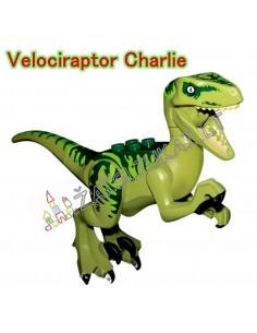 Surenkamas dinozauras kiaušinyje - analogas Lego Jurassic Park