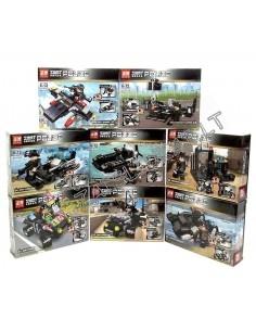 LEGO Konstruktorius 27 In 1 Police