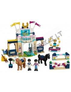 """LEGO Konstruktorius Bela Lari Friend """"Stephanie lenktynėse"""" 343 dalių"""