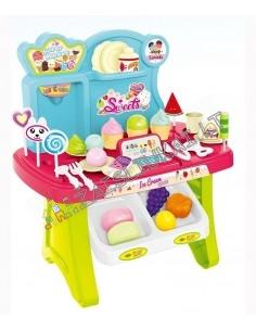 Žaidimų rinkinys - Saldumynų parduotuve