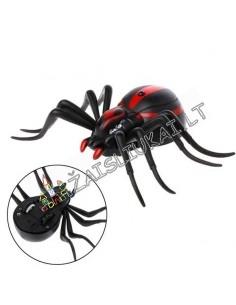 Nuotoliniu būdu valdomas juodas voras SPIDER GHOST