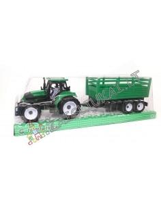 """Žaislinis traktorius su priekaba """"Farmer Truck"""""""