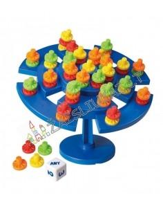 Balansinis stalo žaidimas - Topple - Stackem