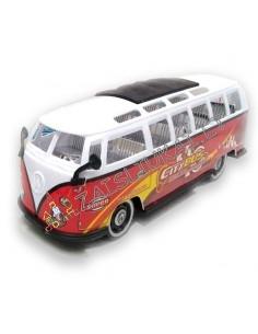 """Inercinis Retro autobusas """"Hipis"""""""