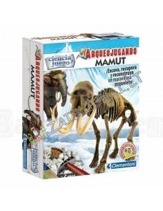 Senovės paslaptys Clementoni Archeologija iškask mamuto griaučius