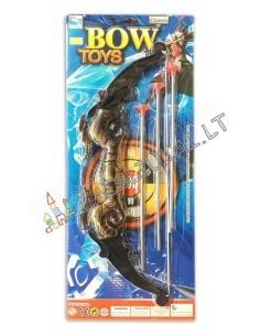 """Vaikiškas lankas su strėlėmis """"Bow Toys"""""""