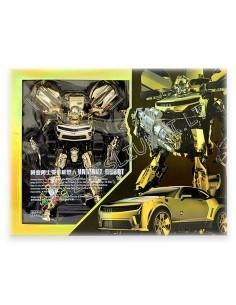 Auksinis robotas - Transformers GOLDEN Warrior