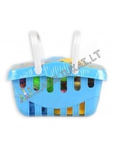 Pjaustomas maistas - Kempingo krepšys su pjaustomų maistų