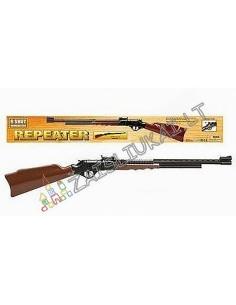 Žaislinis medžioklinis šautuvas su pistonais