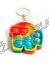 Pop IT AMONG pakabukas - Antistresinis silikoninis žaislas