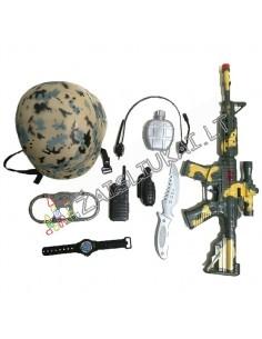 Žaislinis karinis rinkinys