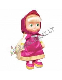 Rusiškai kalbanti ir dainuojanti animacinio filmuko heroje lėlė MAŠA