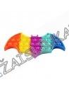 NAUJOVĖ Pop IT šikšnosparnis- Antistresinis silikoninis žaislas