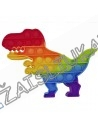 Pop IT vaivorykštinis - Dinozauras