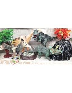 Gyvūnų figūros - Jurassic Dinosaur World