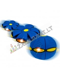 "Guminis išsiskleidžiantis kamuolys ""Flat Ball P3 Disc"""