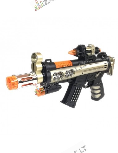 Vaikiškas žaislinis šautuvas