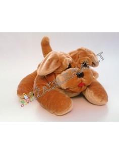 """Minkštas žaislas - Šuo """"Šarpėjas"""" gulintis (mažas)"""