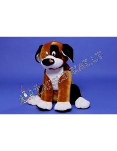 """Minkštas žaislas - Šuo """"Nosiukas"""" (vidutinis)"""